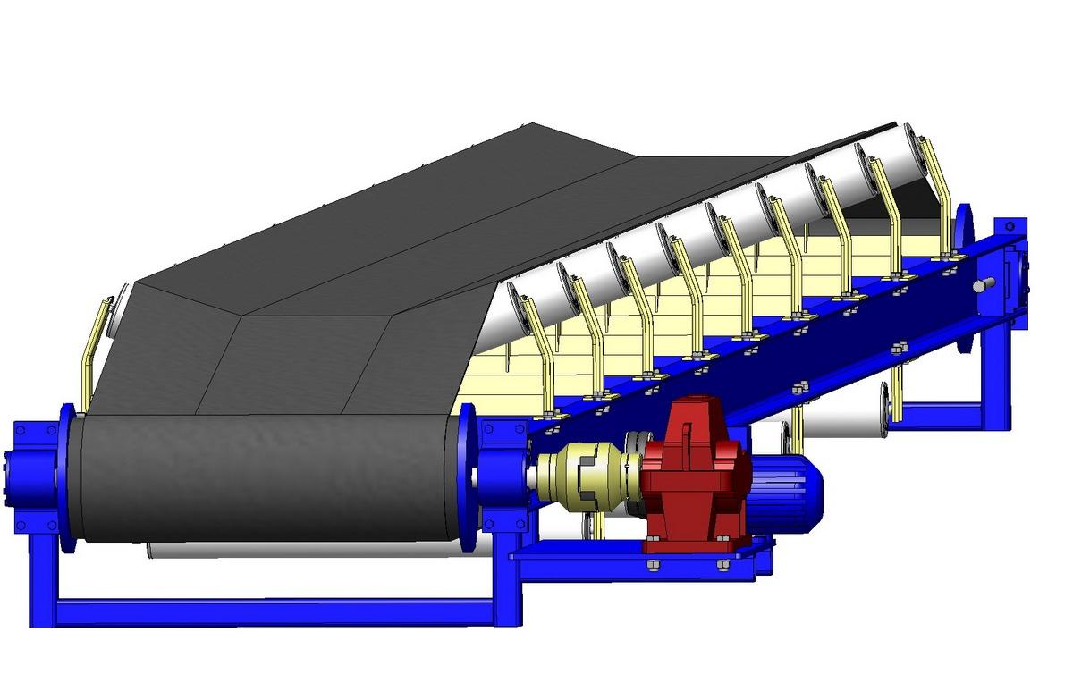 Конвейер v образный двигатель транспортер 2 4 дизель